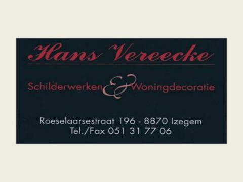 Logo Hans Vereecke