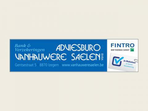 Logo Adviesburo Vanhauwere Saelen (Fintro Izegem)
