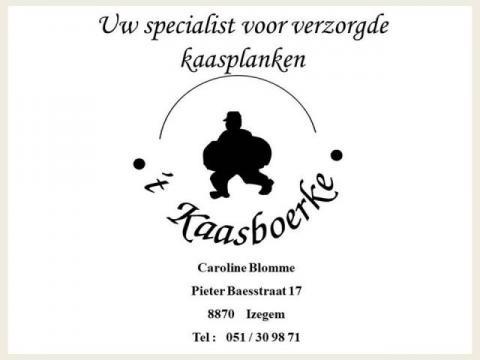 Logo 't Kaasboerke