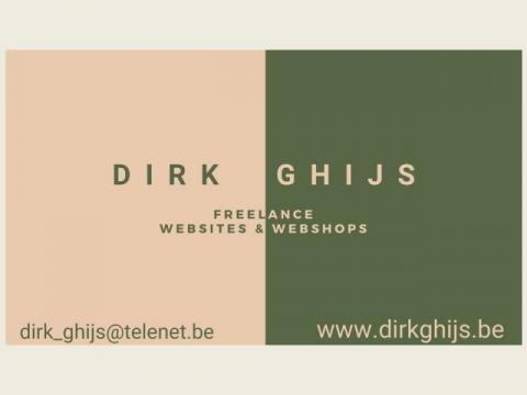 Logo Dirk Ghijs