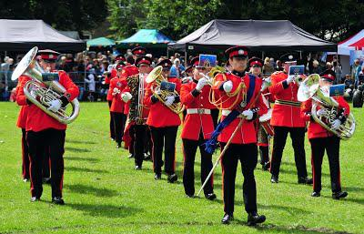 West-Yorkshire Fire Service Band