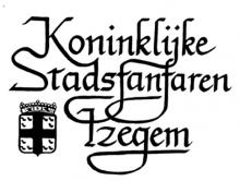 Logo van de Koninklijke Stadsfanfaren Izegem