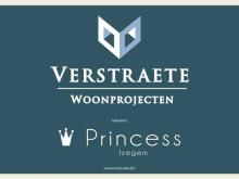 Logo Verstraete Woonprojecten Nieuwbouwproject Prinsess