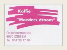 Logo Koffie Moeders Droom