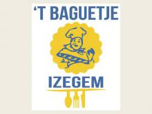 Logo 't Baguetje Izegem
