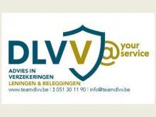 Logo DLVV Verzekeringen & Bankagent