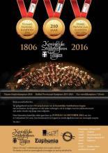 Uitnodiging viering 210 Jaar KSFI