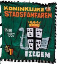 Vlag Koninklijke Stadsfanfaren 1967